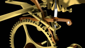 2006:   John Harrison Grasshopper Escapement